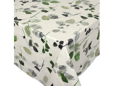 Nappe rectangle 160x200 cm 100% coton enduction acrylique FRENE ecru