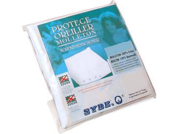 Housse de protection oreiller 100x80 cm Antonin Molleton absorbant traité anti-acariens