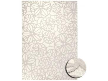 Tapis Society Circle Blanc par Esprit Home