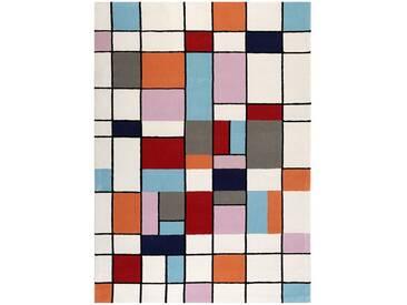 Tapis moderne Buttons multicolore par Esprit Home