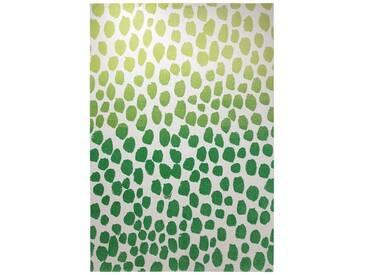 Tapis Design Dégradé Vert Snugs par Esprit Home