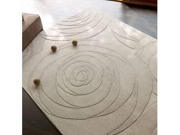 Tapis Carving Art Beige par Esprit Home