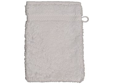 Gant de toilette 15x21 cm couleur Blanc