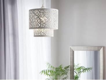Lampe suspension blanche SANAGA