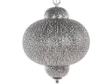 Lampe suspension en nickel TYNE