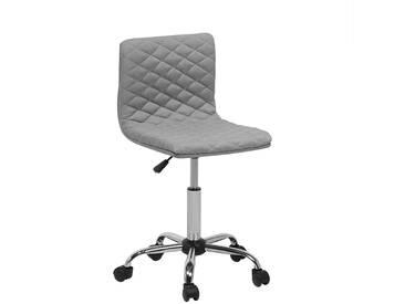 Chaise de bureau grise ORLANDO