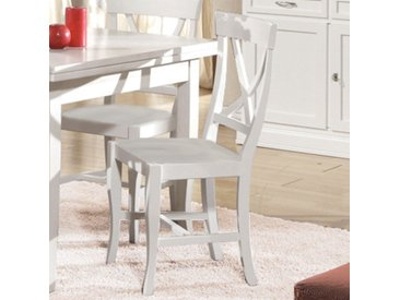 Chaise en bois 44x49x92h Xena Zendart Design Selection