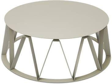 Table basse design Auguste PRESSE CITRON