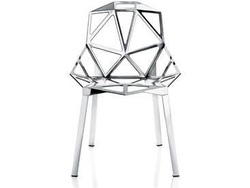 Chaise MAGIS Chair One, Aluminium Poli