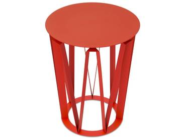 Table dappoint design Arlette PRESSE CITRON
