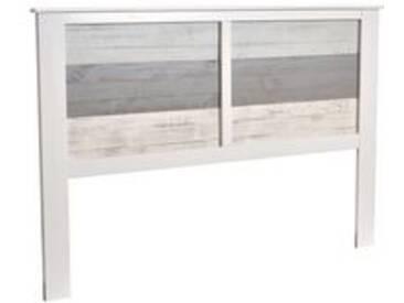 Tête de lit en bois massif 160 cm MOANA