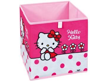 Hello Kitty - Bac de Rangement Fleur