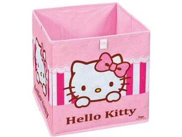 Hello Kitty - Bac de Rangement Pink