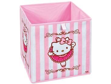 Hello Kitty - Bac de Rangement Ballerine