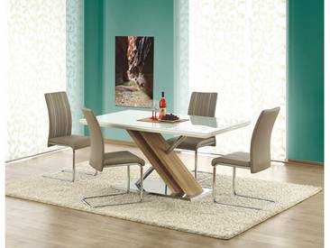 JUSTyou Nexus Table salle a manger 160x90x76