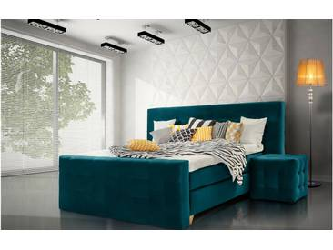 ELESS Cannes Maxi Lit boxspring Turquoise 200x210