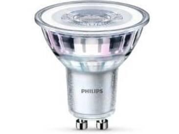 PHILIPS Spot LED culot GU10 -  4 - 6W équivalent 50W -  blanc froid