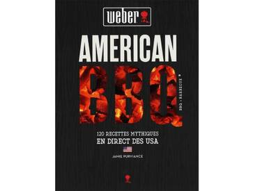 Livre de recettes American BBQ