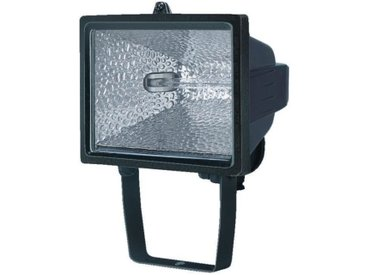 BRENNENSTUHL Projecteur halogène H 500 IP54 400W - Noir