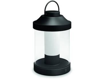 PHILIPS Abelia Lanterne portable - Noire - 1x1.5W - LED