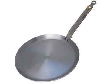 DE BUYER Poêle à crêpe Mineral B Element - 30 cm - Acier - Tous feux dont induction