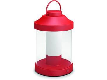 PHILIPS Abelia Lanterne portable - Rouge - 1x1.5W - LED