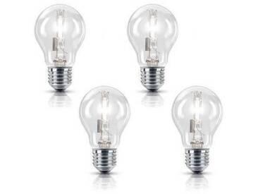 PHILIPS 4 Ampoule Eco E27