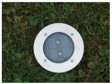 Spot solaire encastrable pour balisage