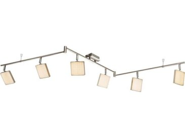 Spot LED en nickel mat 21,5x168xcm