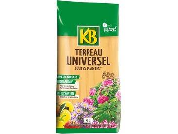 KB Terreau Universel - Toutes plantes - 6 L
