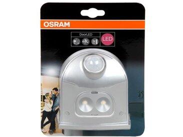 OSRAM Luminaire extérieur DoorLED Down - Gris - IP44 - Piles fournies