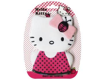 TINOKOU Gant de toilette Hello Kitty