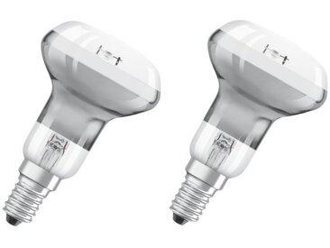 OSRAM Lot de 2 Ampoules Spot LED R50 E14 2 W équivalent à 16 W blanc chaud