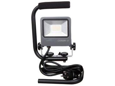 OSRAM Projecteur de Chantier LED Endura Flood - Etanche IP65 - 20W - 1440lm - Gris anthracite