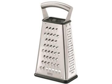 GEFU VITALES LASER CUT Râpe 4 faces 10760 13,5cm gris et noir