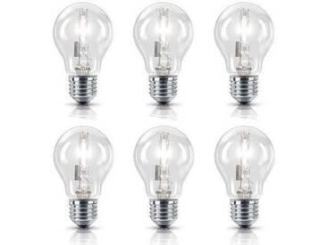 PHILIPS 6 Ampoule Eco E27