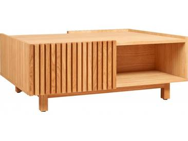 Kargo Table basse à rangements en chêne