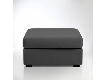 Pouf Bultex, coton, ROBINPouf Bultex, coton, ROBIN LA REDOUTE INTERIEURS Gris Anthracite