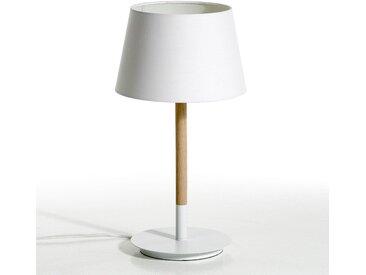 Lampe à poser Stefan AM.PM Chêne/Blanc