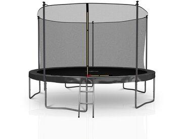 Trampoline classique 366cmJUMP4FUNNoir