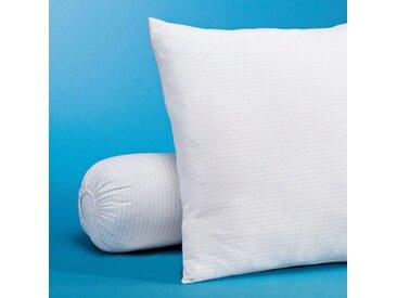 Sous-taie pour oreiller en molleton LA REDOUTE INTERIEURS Blanc