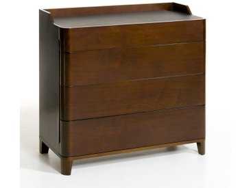Commode Junius, design E. Gallina AM.PM Marron Foncé Uni