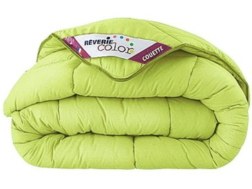 Couette COLOR 100% polyester, 500g/m²REVERIE COLORVert Anis