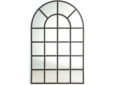 Miroir industriel fenêtre H170 cm, Lenaig LA REDOUTE INTERIEURS Métal Brossé