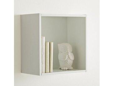Etagère cube 1 case, Mayeul LA REDOUTE INTERIEURS Blanc