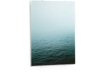 Impression photo sur verre L70xH100cm, Amily AM.PM Bleu