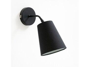 Applique métal PACTUS LA REDOUTE INTERIEURS Noir