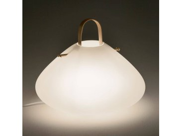 Lampe à poser Zelma AM.PM Blanc