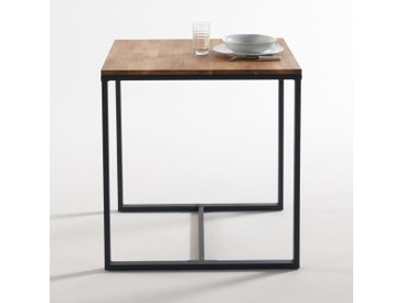 Table de bistrot 2 couverts, Hiba LA REDOUTE INTERIEURS Naturel