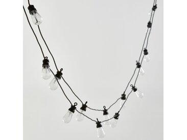Guirlande guinguette lumineuse décorative, Masti LA REDOUTE INTERIEURS Noir
